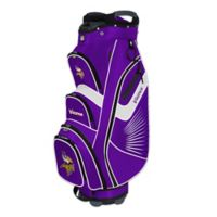 NFL Minnesota Vikings Bucket II Cooler Cart Golf Bag