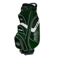 NFL New York Jets Bucket II Cooler Cart Golf Bag