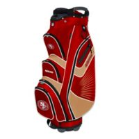 NFL San Francisco 49ers Bucket II Cooler Cart Golf Bag