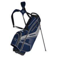 NFL Dallas Cowboys Gridiron III Stand Golf Bag