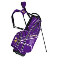 NFL Minnesota Vikings Gridiron III Stand Golf Bag