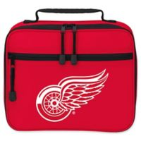NHL Detroit Red Wings Cooltime Lunch Kit