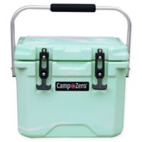Camp-Zero 10 Liter Premium Cooler in Green Swirl
