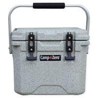 Camp-Zero 10 Liter Premium Cooler in Granite