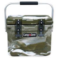 Camp-Zero 10 Liter Premium Cooler in Camo