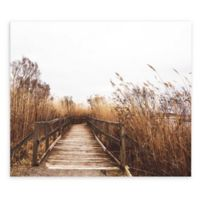 Fall Walk II 18-Inch x 24-Inch Canvas Wall Art