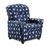 Official MLB® Kids Recliner in New York Yankees
