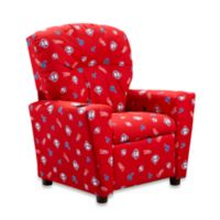 Official MLB® Kids Recliner in Philadelphia Phillies