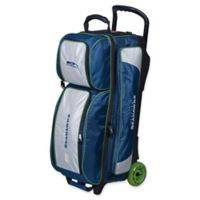 NFL Seattle Seahawks Triple Roller Bowling Bag