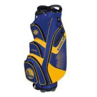 NBA Golden State Warriors Bucket II Cooler Cart Golf Bag