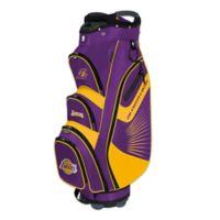 NBA Los Angeles Lakers Bucket II Cooler Cart Golf Bag