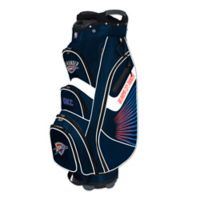 NBA Oklahoma City Thunder Bucket II Cooler Cart Golf Bag