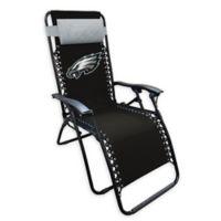 NFL Philadelphia Eagles Zero Gravity Lounger