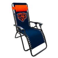 NFL Chicago Bears Zero Gravity Lounger