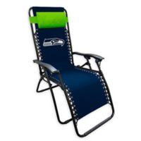 NFL Seattle Seahawks Zero Gravity Lounger