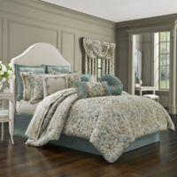 J. Queen New York™ Donatella Queen Comforter Set in Spa