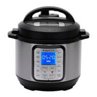 Instant Pot 9-in-1 Duo Plus 3 qt. Programmable Electric Pressure Cooker