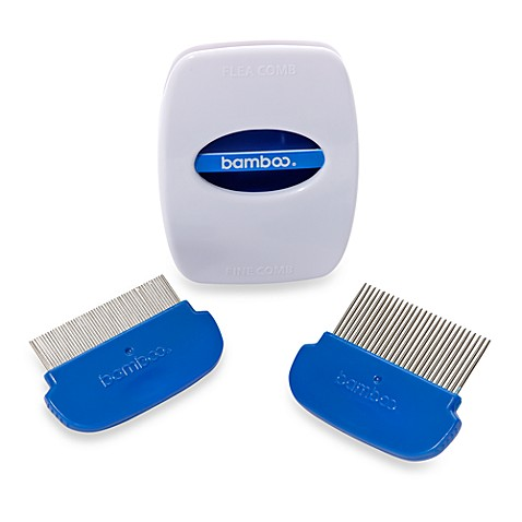 Dog Flea & Fine Comb with Travel Case