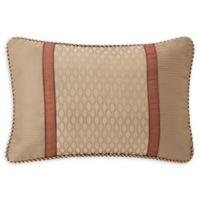 Waterford® Jonet Breakfast Throw Pillow in Spice