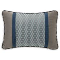 Waterford® Jonet Breakfast Throw Pillow in Indigo