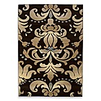 United Weavers Contours Lotus 5-Foot 3-inch x 7-Foot 6-Inch Area Rug