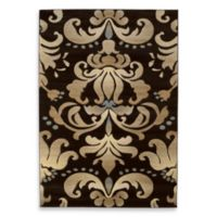 United Weavers Contours Lotus 1-Foot 10-Inch x 2-Foot 8-inch Area Rug