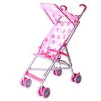 Wonder Buggy Parker Umbrella Stroller in Pink Bear Print