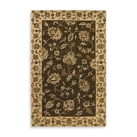 Rizzy Home Volare Collection 8-Foot x 10-Foot Lacy Rug
