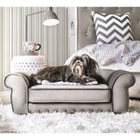 Benjamin Ped Bed in Grey