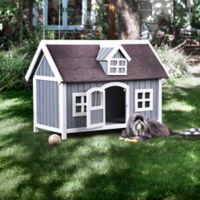 Dory Dog House in Grey