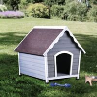 Juin Medium Pet House in Grey
