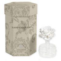 Zodax Mini Grand Casablanca Fleur d'Oranger Porcelain Diffuser