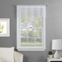 Cora Kitchen Window Curtain Valance