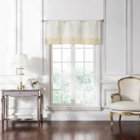 Waterford® Merrill Window Valance in Gold