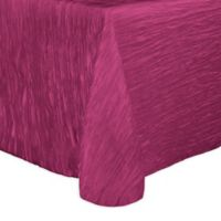 Delano 70-Inch x 104-Inch Oblong Tablecloth in Fuchsia