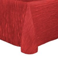 Delano 70-Inch x 104-Inch Oblong Tablecloth in Red