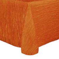 Delano 70-Inch x 104-Inch Oblong Tablecloth in Orange