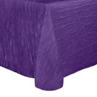 Delano 70-Inch x 104-Inch Oblong Tablecloth in Purple