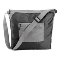 Lewis N. Clark® Tote and Neoprene Pouch in Black/Grey