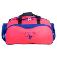 U.S. Polo Assn.® 24-Inch Duffle Bag in Red/Navy