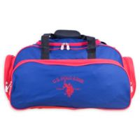 U.S. Polo Assn.® 24-Inch Duffle Bag in Navy/Red