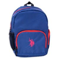 U.S. Polo Assn. Laptop Backpack in Navy