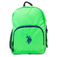 U.S. Polo Assn. Laptop Backpack in Green