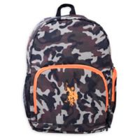 U.S. Polo Assn. Laptop Backpack in Camo