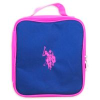 U.S. Polo Assn.® Insulated Lunch Bag in Pink