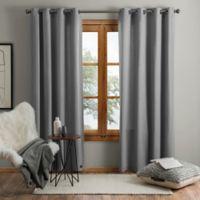 UGG® Olsen 108-Inch Grommet Room Darkening Window Curtain Panel in Seal