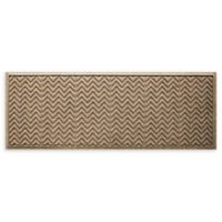 "Weather Guard™ Chevrons 22"" x 60"" Runner in Camel"