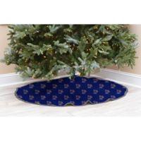University of Memphis Christmas Tree Skirt