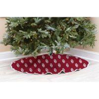 University of Oklahoma Christmas Tree Skirt