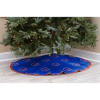 Boise State University Christmas Tree Skirt